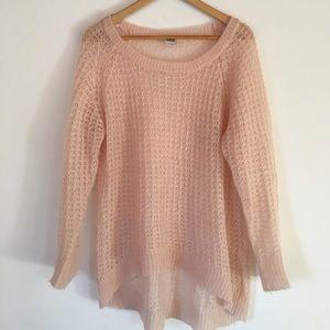 Vero Moda oversized loose knit sweater